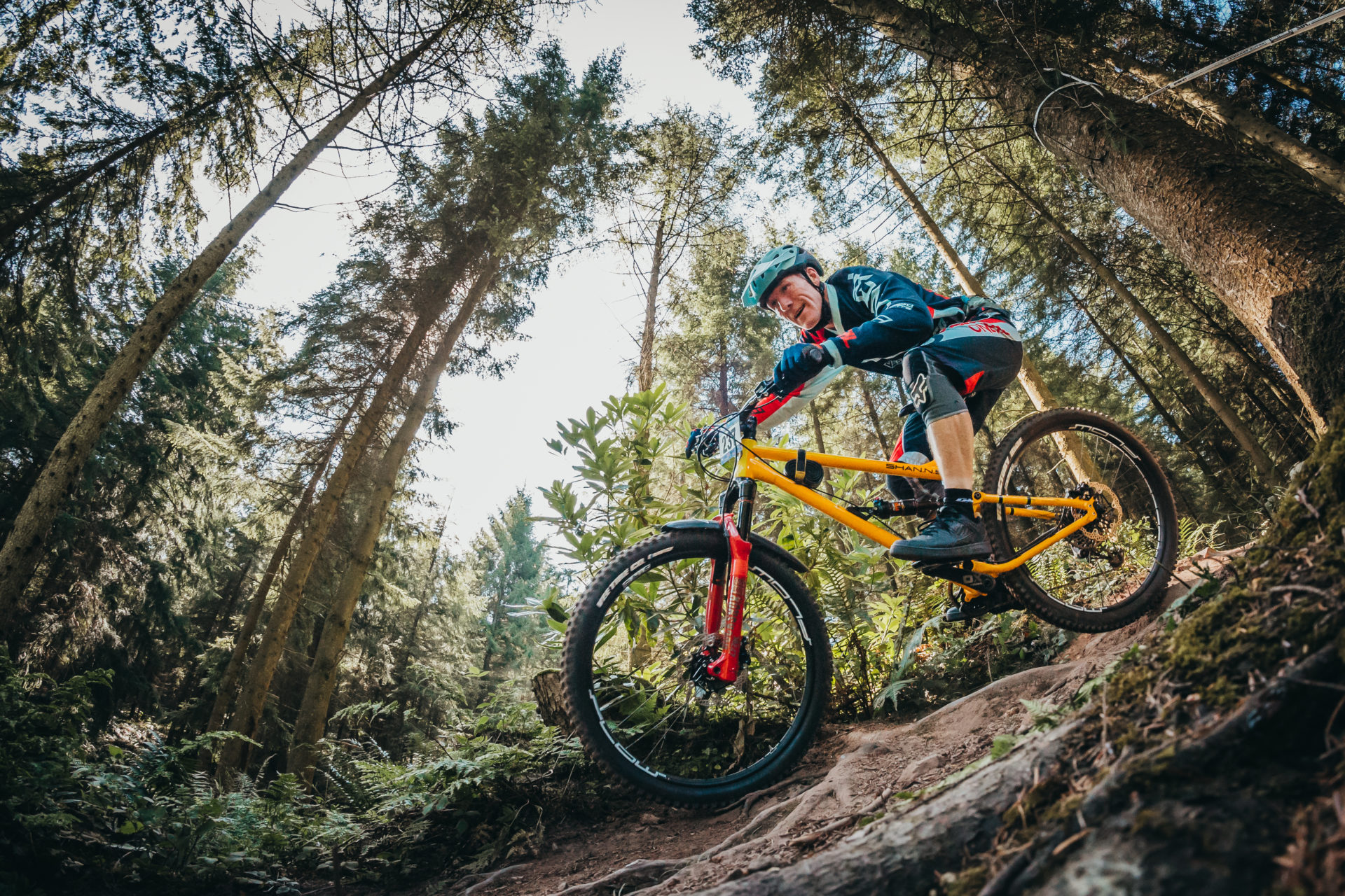UK Enduro National Champs 2021 – Minehead 24th and 25th July – Course Maps